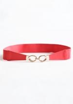 Red belt like Spencer's at Ruche
