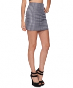 Tweed skirt at Forever 21