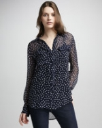 Spencer's star top at Neiman Marcus