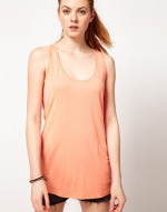 Orange top like Hannas at Asos