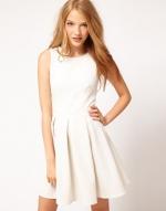 White dress like Arias at Asos