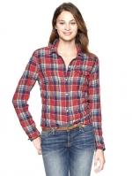 Plaid shirt like Emilys at Gap