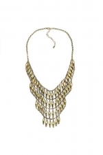 Bib necklace like Arias at Romwe