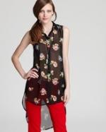 Similar blouse to Hannas at Bloomingdales