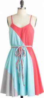 Similar dress with different colors at Modcloth