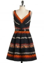 Dress with similar colors at Modcloth