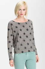 Paige\'s star sweater at Nordstrom