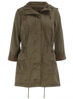 Olive green jacket like Spencers at Dorothy Perkins