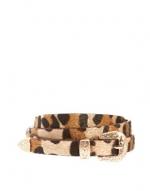 Leopard print belt like Arias at Asos