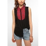 Aria's top at Urban Outfitters