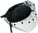 Black fascinator like Spencers at Amazon