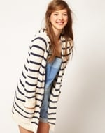 Striped cardigan like Mindys at Asos