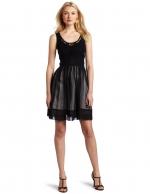 Corey Lynn Calter black dress at Amazon