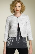 Lemon's grey jacket at Nordstrom