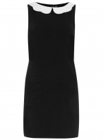 Black and white dress at Dorothy Perkins