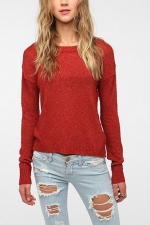Red sweater like Marleys at Urban Outfitters