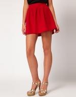 Red skirt like Rachels at Asos