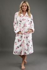 Rachel's cupcake robe at Couture Candy