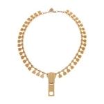 Tina's zip necklace at Amazon