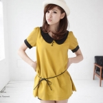 Similar top in yellow at Yes Style