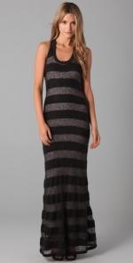 Striped maxi dress at Shopbop