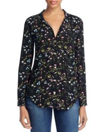 4OUR DREAMERS Floral Print Blouse at Bloomingdales