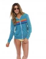 5 Stripe hoodie by Aviator Nation at Aviator Nation