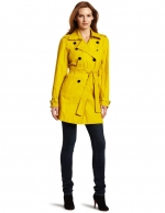 Robins yellow coat from HIMYM at Amazon