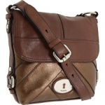Brown crossbody bag at Zappos