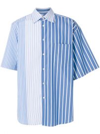520 Marni Oversized Striped Shirt - Buy Online - Fast Delivery  Price  Photo at Farfetch