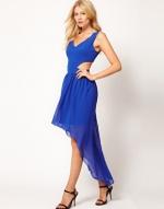 Similar blue dress at Asos