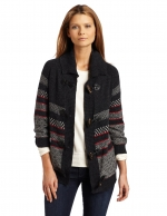 Splendid Fair Isle Toggle Sweater at Amazon
