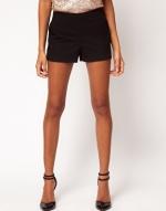 Black shorts like Rachels at Asos