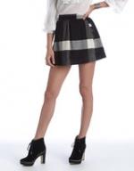 Mindy's plaid skirt at Lord & Taylor