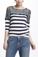 Victoria's sweater at Anthropologie