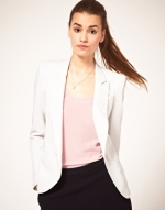 White blazer like Rachels at Asos
