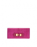 Similar pink clutch at Asos