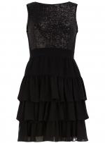 Similar style black dress at Dorothy Perkins
