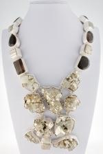 Georgina's necklace at Charles Albert