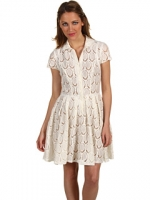 Lemon's lace dress at 6pm