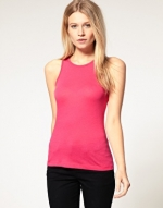 Hot pink top like Magnolias at Asos