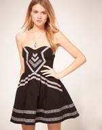 Similar style dress at Asos