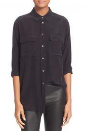 \'Signature\' Silk Shirt at Nordstrom