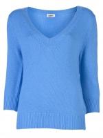 Robin's blue sweater at Farfetch
