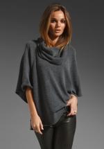 Same sweater in grey at Revolve