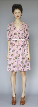 Lemon's dress at Karenwalker