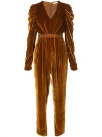 620 Ulla Johnson Plunge Neck Jumpsuit - Buy Online - Fast Delivery  Price  Photo at Farfetch