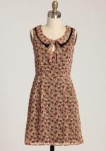 Similar floral dress at Ruche