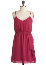 Pink dress like Serenas at Modcloth