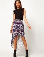 Similar style skirt at Asos